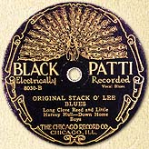 Black Patti 78