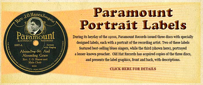 Paramount Portrait Labels