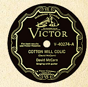 Cotton Mill Colic