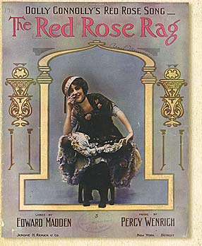 Red Rose Rag Sheet Music
