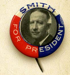 Smith For President Pin