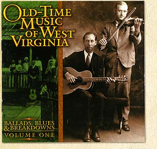 Old-Time Music Of West Virginia